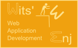 Wits Enj Web Application Development