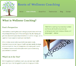 Roots of Wellness Coaching